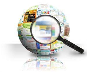 avaliação do site na internet