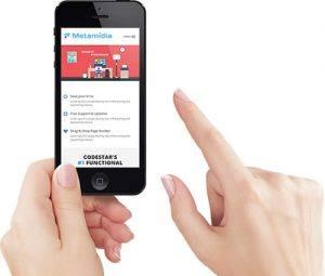 Site para celular, a tecnologia móvel como tela principal