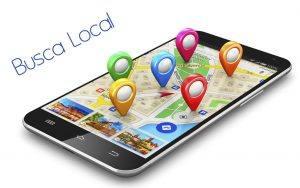 Fatores de ranking para busca local