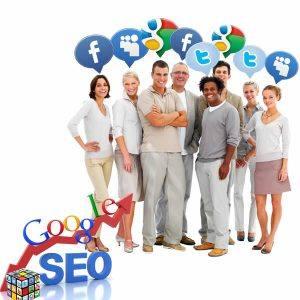 redes sociais como motores de busca